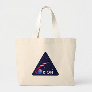 Logo de la NASA Orion Sacs En Toile