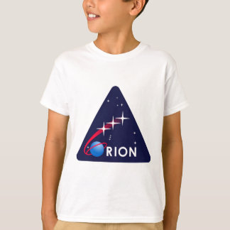 Logo de la NASA Orion T-shirt