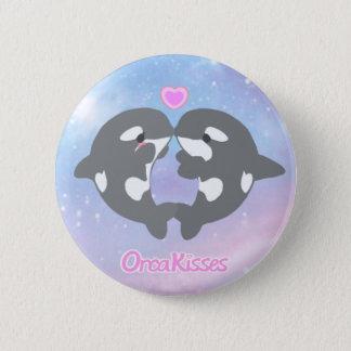 Logo de marque d'OrcaKisses Badge