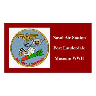 Logo de NASFL Carte De Visite Standard