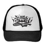 Logo de nom de graffiti de Batman | Casquettes De Camionneur