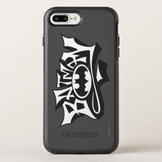 Logo de nom de graffiti de Batman | Coque Otterbox Symmetry Pour iPhone 7 Plus