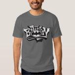 Logo de nom de graffiti de Batman | T-shirts
