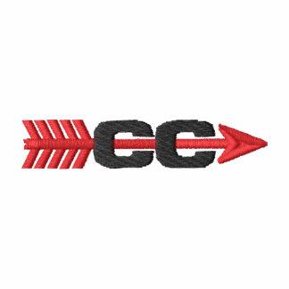 Logo de pays croisé
