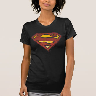 Logo de points fané par | de S-Bouclier de T-shirt