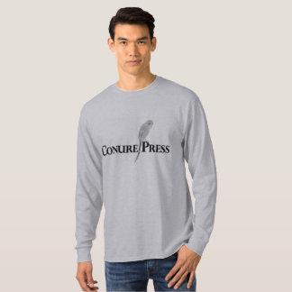 Logo de presse de Conure - chemise T-shirt