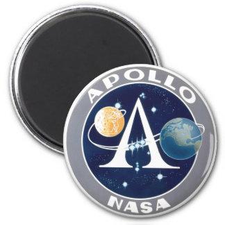 Logo de programme Apollo Aimant Pour Réfrigérateur