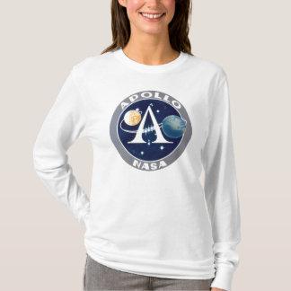 Logo de programme Apollo T-shirt