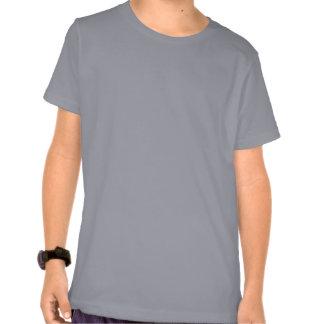 """Logo de roche pure d'enfants """"juste"""" (lumière) t-shirts"""
