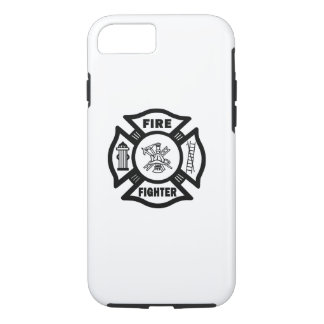 Logo de sapeur-pompier coque iPhone 7