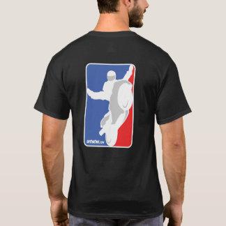 logo de style de NBA d'UpOnOne.com T-shirt