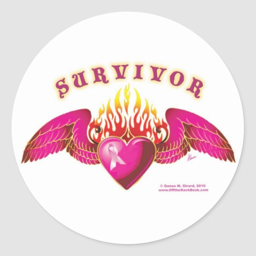 Couper et coller le logo du cancer du sein