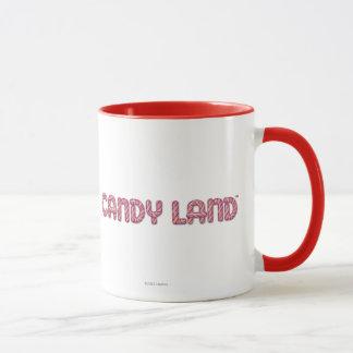 Logo de terre de sucrerie mugs
