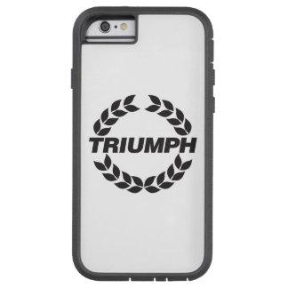 Logo de Triumph de guirlande Coque Tough Xtreme iPhone 6