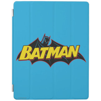 Logo de vieille école de Batman | Protection iPad