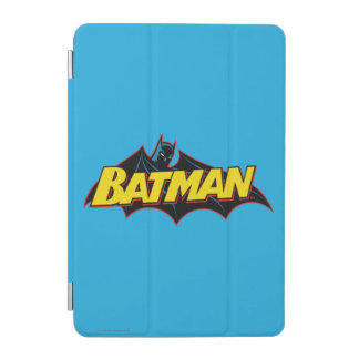Logo de vieille école de Batman | Protection iPad Mini