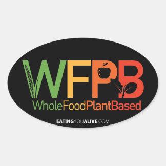 Logo de WFPB - autocollant foncé
