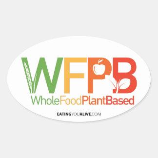 Logo de WFPB - autocollant léger