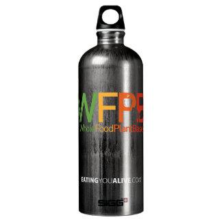 Logo de WFPB - bouteille d'eau (1.0L), foncée