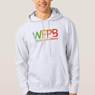 Logo de WFPB - lumière à capuchon de sweatshirt