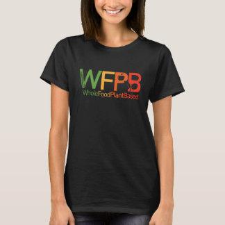 Logo de WFPB - obscurité de T-shirt