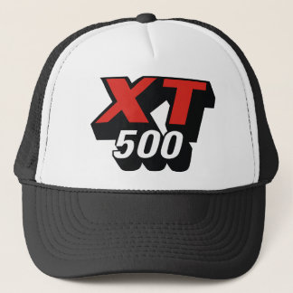 Logo de XT 500 Casquette