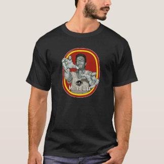 Logo de zombi d'autocollant de banane t-shirt