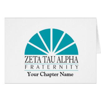 Logo de ZTA Cartes De Vœux
