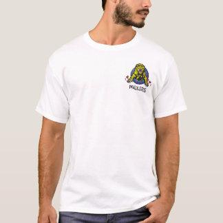 Logo d'équipe de dards t-shirt