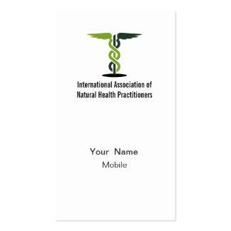 Logo d'IANHP Cartes De Visite Personnelles