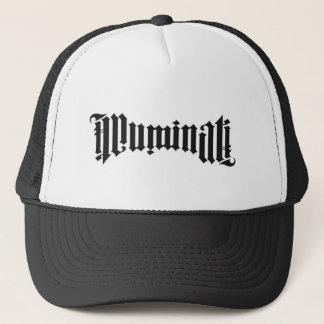 Logo d'Illuminati Casquette