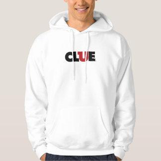 Logo d'indice veste à capuche