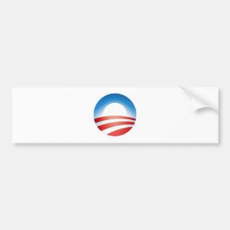 Logo d'Obama Autocollant Pour Voiture