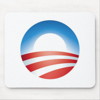 Logo d'Obama Tapis De Souris