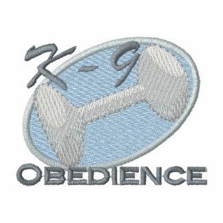 Logo d'obéissance de chien