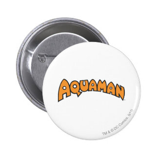 Logo d'orange d'Aquaman Pin's