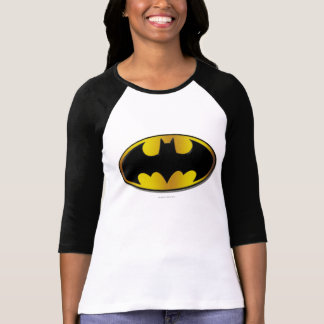 Logo d'ovale de Batman T-shirt