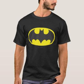 Logo d'ovale de batte du symbole | de Batman T-shirt