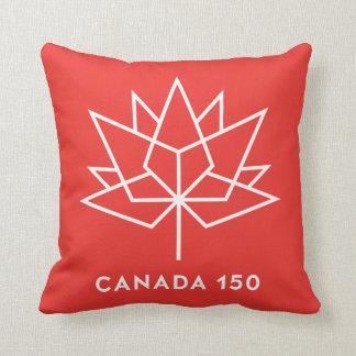 Logo du Canada 150 Coussins Carrés