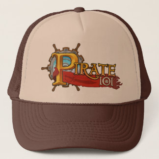 Logo du pirate 101 casquette