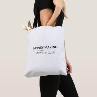 Logo du sac fourre-tout W. MMMC