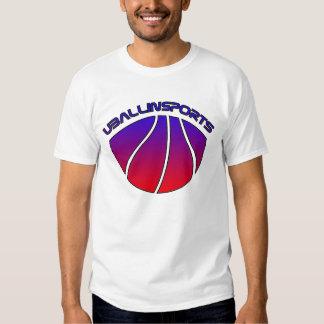 LOGO d'UBALLINSPORTS 2K15 T-shirt