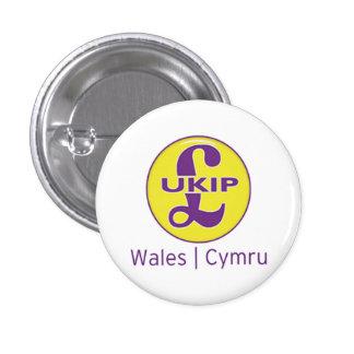 Logo d'UKIP Pays de Galles Cymru Badge