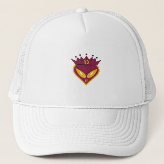 Logo étranger de Crownholder Casquette