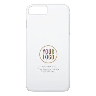 Logo fait sur commande et propriétaire de cas plus coque iPhone 7 plus