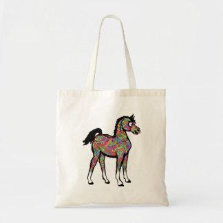 Logo Fourre-tout de poney de Paisley Sac