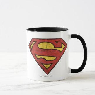 Logo grunge du S-Bouclier | de Superman Mugs