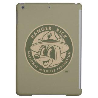 Logo kaki de Rick de garde forestière de Rick | de