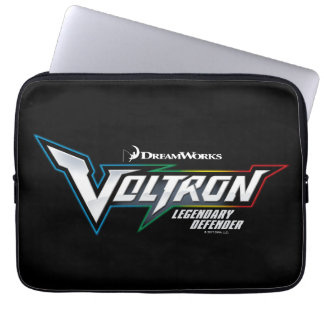 Logo légendaire de défenseur de Voltron | Housses Ordinateur