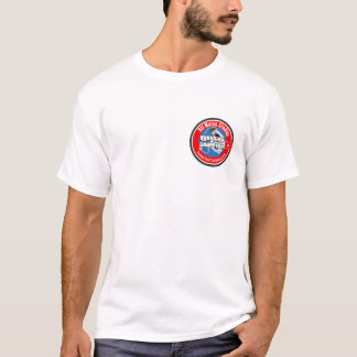 Logo original de papillon de T-shirt de Grappler